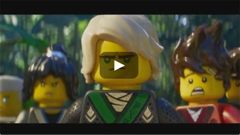 video  lego ninjago il film