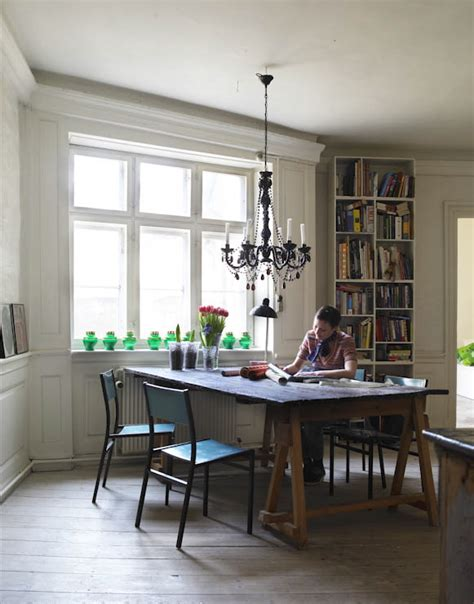 Kitchen Office Combo by 20 Home Office Tips For An Exciting Work At Home