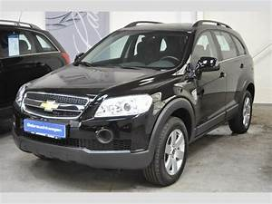 Lhd Chevrolet Captiva  08  2008  - Metallic Black