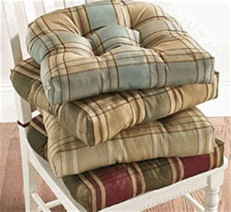 kitchen chair cushions with ties chair pads cushions