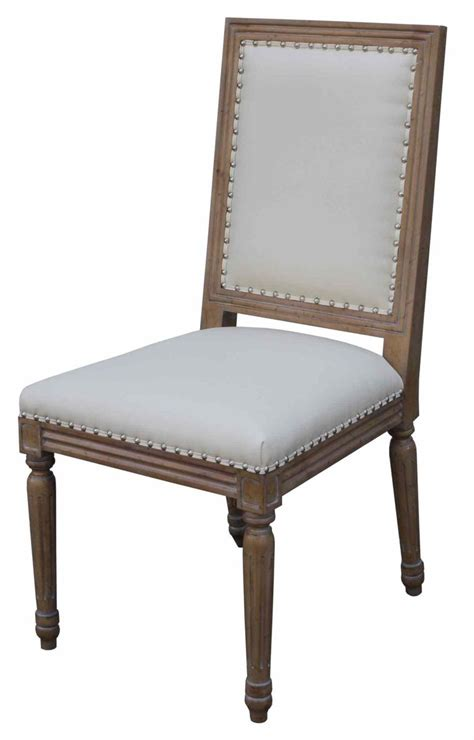 Upholstery For Dining Chairs by Crafted Classic Custom Wood And Upholstered Dining