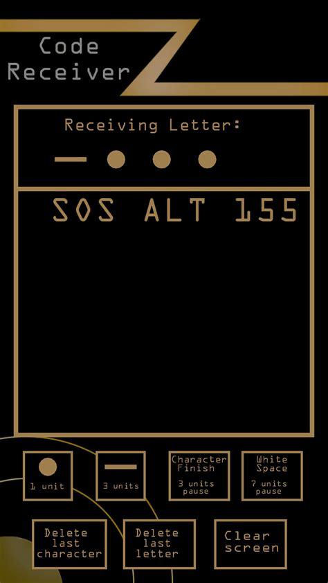 SOS: Morse Code安卓下载,安卓版APK   免费下载