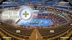 Consol Energy Center Seating Chart Consol Energy Center Seat Row Numbers Detailed Seating