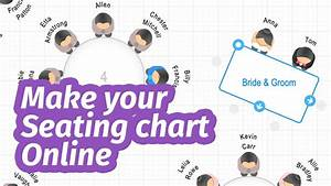 Free Online Seating Chart Maker