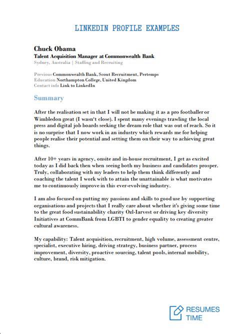 Profile Summary In Resume For Freshers Sample Sidemcicek Com