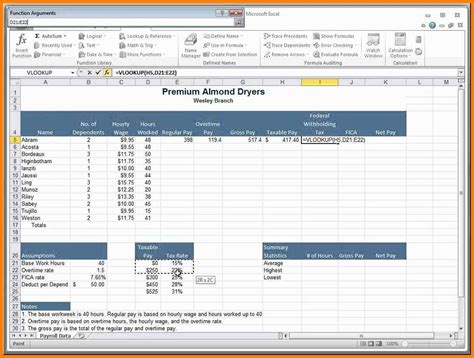 payroll accrual spreadsheet db excelcom