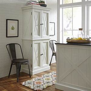 home styles nantucket pantry in distressed white 5022 69 With kitchen cabinet trends 2018 combined with wine bottle stickers