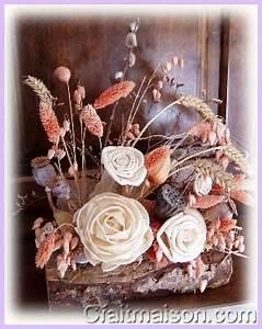 Composition Fleurs Séchées : le s chage des fleurs comment les faire s cher et bouquets de fleurs s ch es ~ Teatrodelosmanantiales.com Idées de Décoration