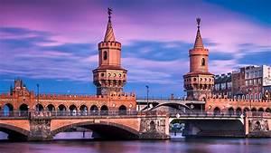 Bilder Von Berlin : fotos von berlin deutschland br cken abend flusse st dte ~ Orissabook.com Haus und Dekorationen