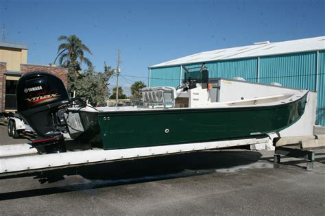 Flats Boats For Sale by Tremblay Custom Boats Flats 2003 For Sale For 22 500