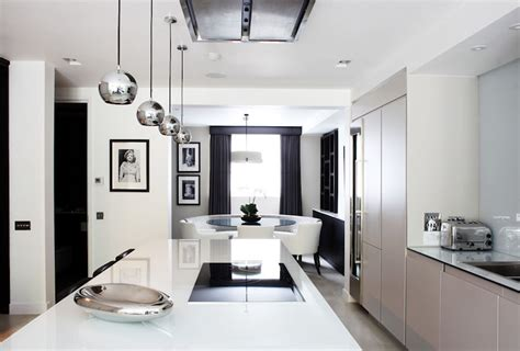 sleek modern interiors   victorian terrace house  fulham