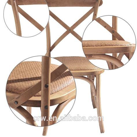 x back chair rattan white dining chair rental wedding