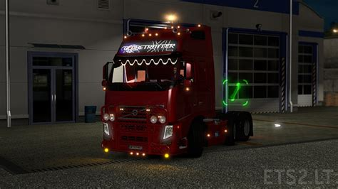 volvo fh  axle holland style ets  mods