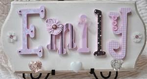Baby nursery decor crystal love shape cloth flower baby for Black wall letters for nursery