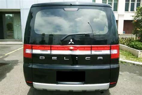 Review Mitsubishi Delica by Review Spesifikasi Mitsubishi Delica Topgir
