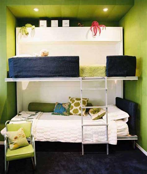 Scorpio lebih menyukai estetika yang rapi dan bersih, desain interior jepang cocok untuk mereka. 46 Ide Desain Unik Kamar Tidur Tingkat Minimalis - Rumahku Unik