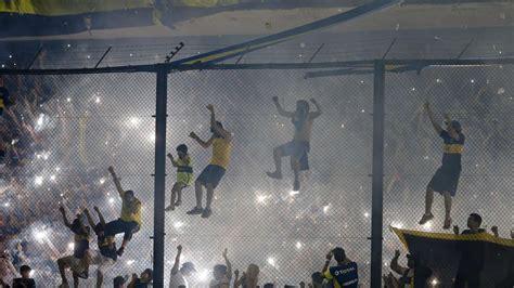 Boca Juniors – River Plate: Fantastische Fan-Fotos vom ...