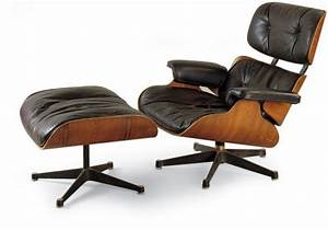 Fauteuil Charles Eames : charles ray eames lounge chair model no 670 1956 ~ Melissatoandfro.com Idées de Décoration
