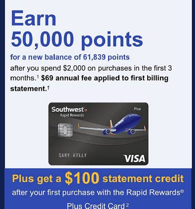 Southwest airlines chase credit card review. Chase Southwest Plus Credit Card Review: 50,000 Points ...