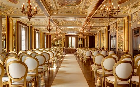 wedding venues  london hotel cafe royal uk wedding