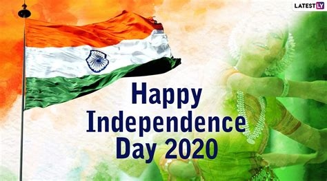 Happy Independence Day 2020 Greetings: WhatsApp Stickers ...