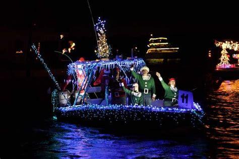 Venice Boat Parade by December Sarasota Events Calendar