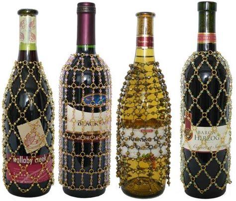 Decorative Wine Bottles by Decorative Wine Bottles Diy