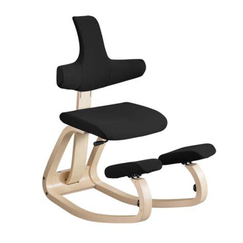si鑒e assis genoux sièges ergonomiques mal de dos fauteuil assis genoux thatsit balans mobilier de bureau entrée principale