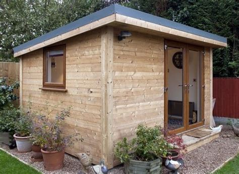 shed style roof custom garden shed flat roof 6 toronto garden sheds