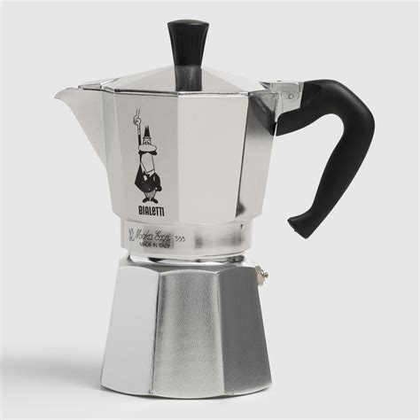 The only waste produced is 100% biodegradable and 1. Bialetti Moka Express 6 Cup Stovetop Espresso Maker | Coffee brewer, Bialetti, Espresso maker