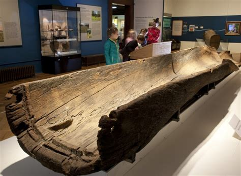 talk  carpow log boat