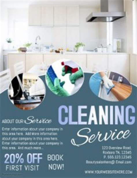 christmas cleaning templates cleaning service flyer templates postermywall