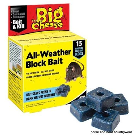 Stv International Allweather Bait Block