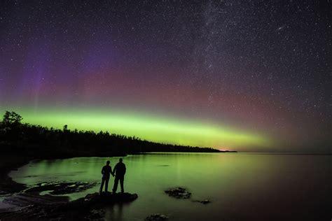 Northern Lights Minnesota by Stellar Skies Northern Lights Illuminate The