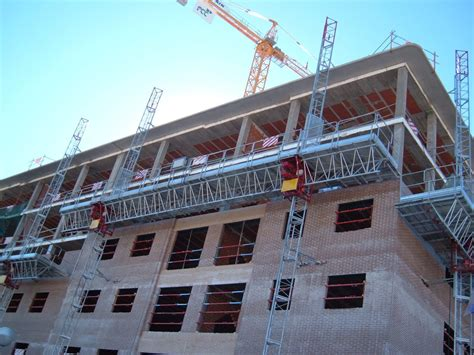 motorized scaffolds resa group