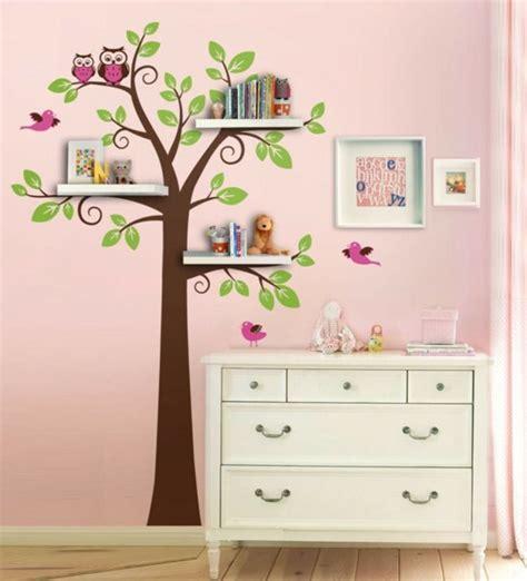 Wandgestaltung Kinderzimmer Kleinkind by Idee F 252 R Das Baum Wandtattoo Im Kinderzimmer Die 196 Ste