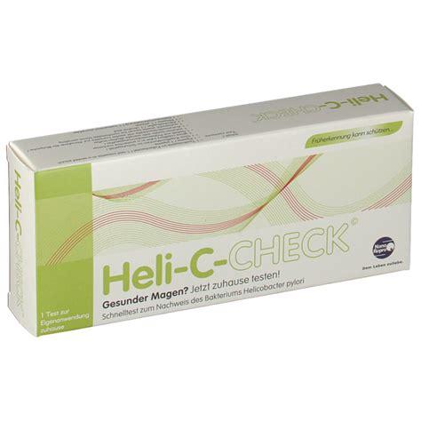 Helicobacter pylori test apoteket