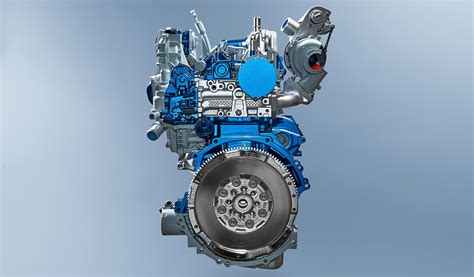 Ford Ecoblue All New Litre Turbodiesel Engine
