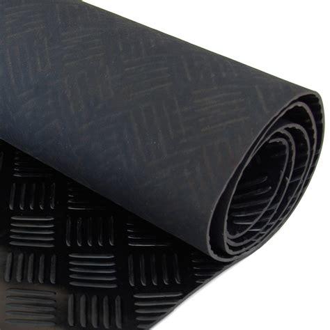 plate rubber mat alpha rubber tread plate flooring floor matttroy