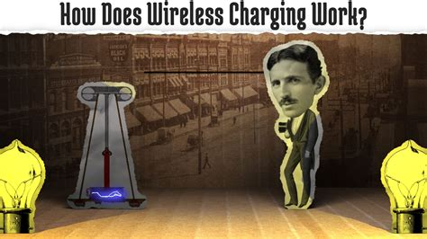 how do cordless ls work how does wireless charging work youtube