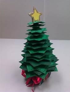 Weihnachtsbaum Basteln Vorlage : alberi di natale fai da te idee originali e particolari ~ Eleganceandgraceweddings.com Haus und Dekorationen