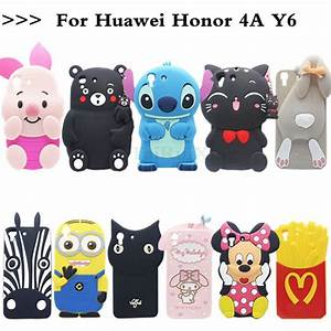 Hot Sales  3d Minions Phone Silicone Soft Case Cover For