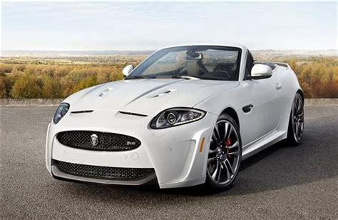 Jaguar Coupe Xkr S White 2013 Luxury Convertible Car
