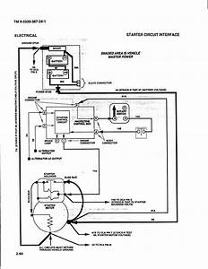 M1009 Alternator Wiring Diagram