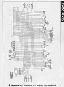 Can I Find A Diagram For A 2002 Gsxr 750