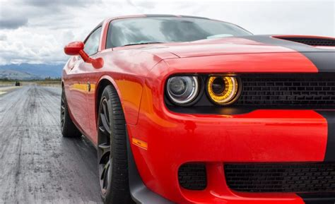 2016 Dodge Challenger Hellcat  Introverts Need Not Apply