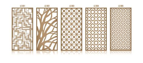 sinar berkah ornament jasa cutting metal cutting mdf