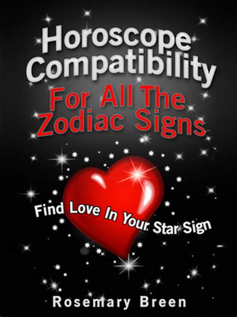 horoscope compatibility    zodiac signs  rosemary breen reviews discussion