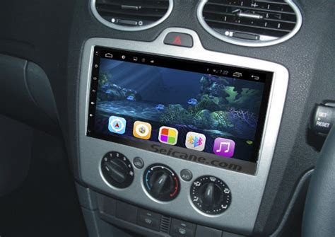 oem android  radio   ford focus mk