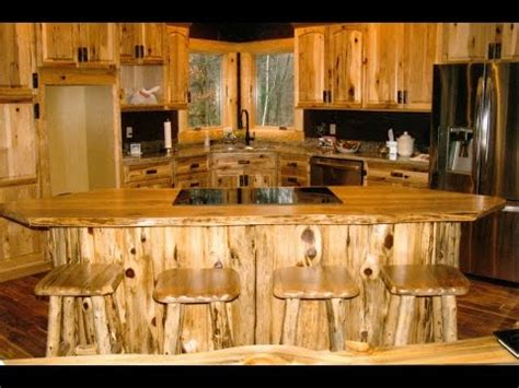 rustic kitchen cabinets wood kitchen cabinets youtube